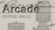 Arcade Coffee Mills